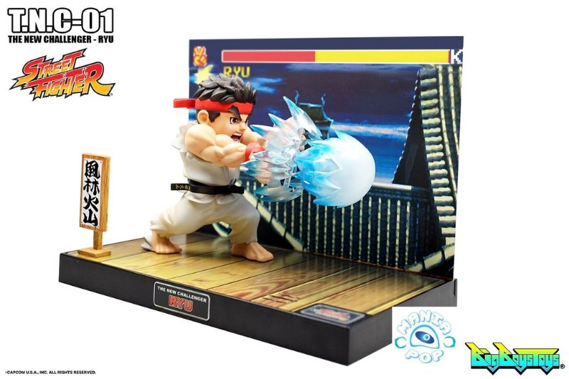 Ryu TNC - 01 Street Fighter