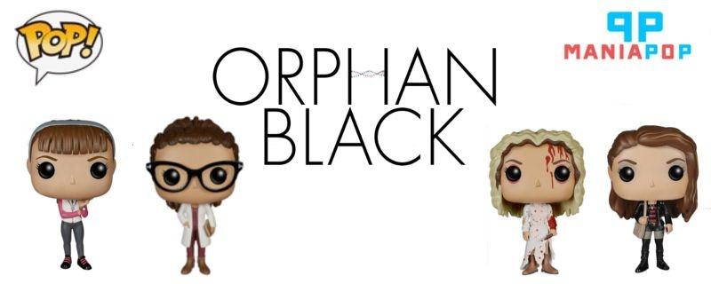 Funko Pop - Orphan Black - Cosima ou Helena ou Alison ou Sarah