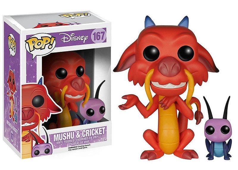 Funko Pop - Mushu - Disney