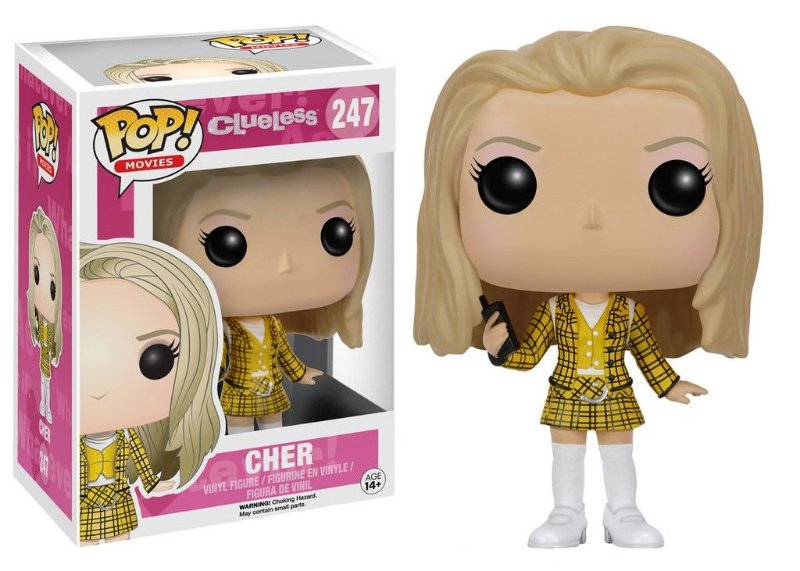 Funko Pop - Cher - As Patricinhas de Beverly Hills