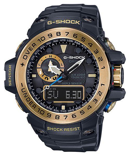 1d22c8c3ef6 Relógio Casio G-Shock GWN-1000F-2A. Código  XJ4Y2ZDJL. Relógio Casio G-Shock  ...