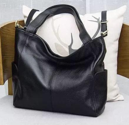 ea1d24923 Bolsa linda de couro legítimo - Artigos e Acessórios em Couro Moda e ...