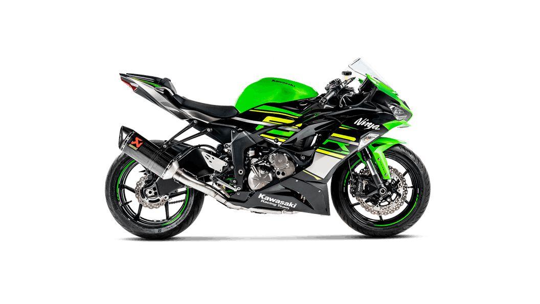 Akrapovic Kawasaki Ninja Zx 6r 636 2012 A 2020 Escapamento Full Racing Line S K6r11 Rc Bikeperformance