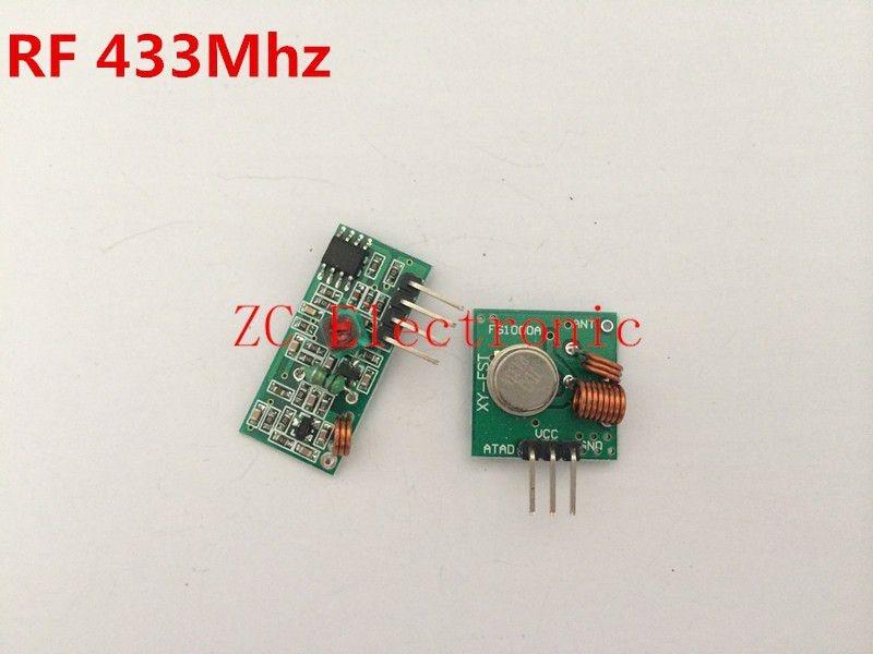 RF módulo receptor & transmissor sem fio para arduino