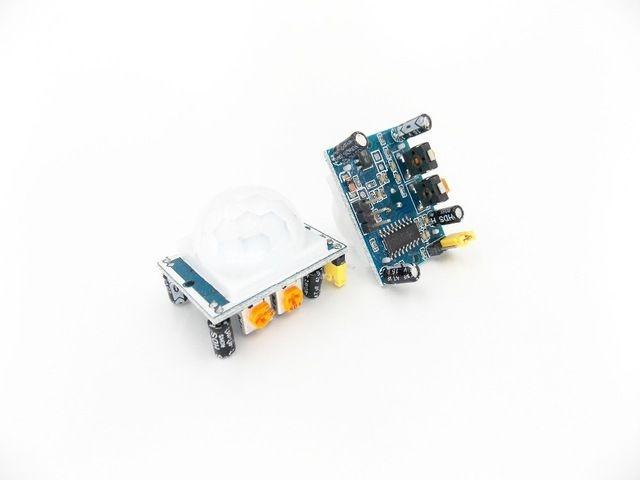 HC-SR501 Ajuste Infravermelho PIR Motion Sensor