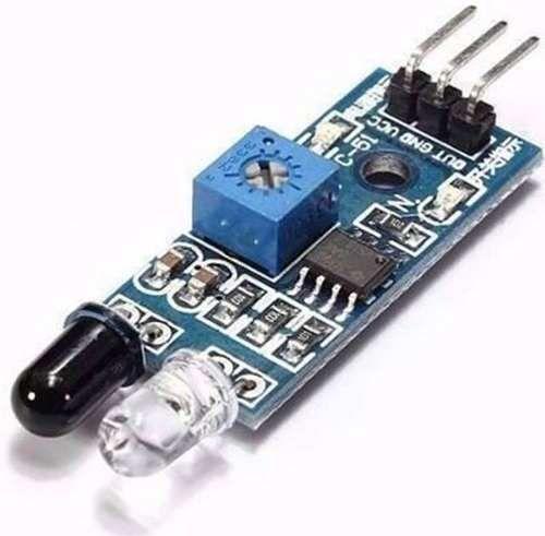 Módulo sensor de obstaculo infravermelho para arduíno PIC