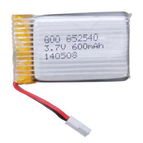 Lipo Bateria 3,7 v 600mah
