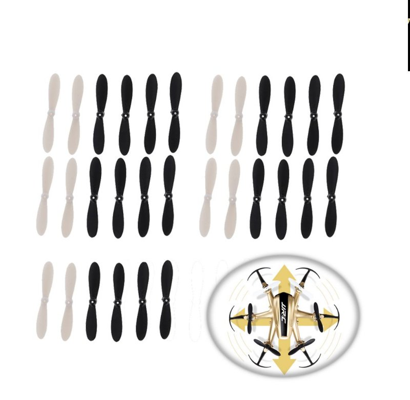 Hélices para  JJRC H20-07 Modelo H20 (6 unidades)