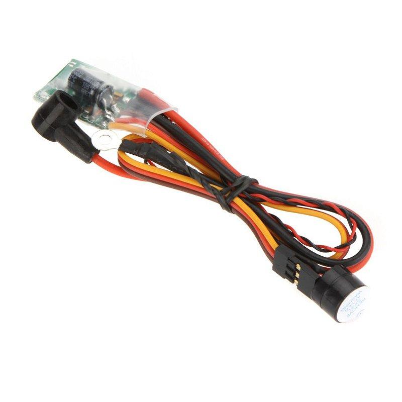 Ignição remota para motores glow. unidade