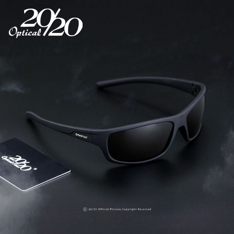 Óculos polarizado PL66 para sol, anti reflexo.