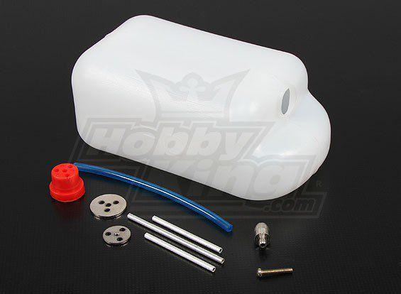 Tanque de combustível 750 ml em nylon, para motores 50/60cc