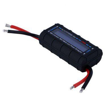 Analisador de potencia, para motores, baterias etc