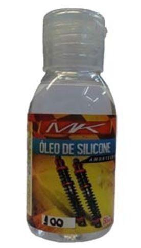 Óleo de silicone viscosidade 1000 MK para amortecedor unidade 60 ml