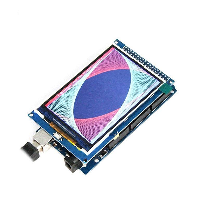 Módulo TFT LCD 3.3 polegadas V/5 V