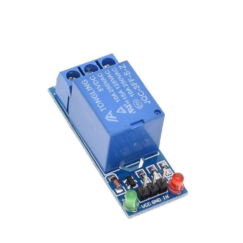 Optoacoplador 1 canal 5 volts