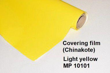 Chinakote amarelo claro, monokote, overkote, termo