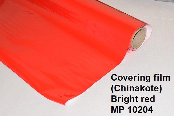 Chinakote vermelho metro