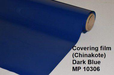 Chinakote azul noturno, overkote, monokote, termo