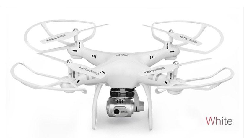 Drone quadricóptero 1080 com câmera.