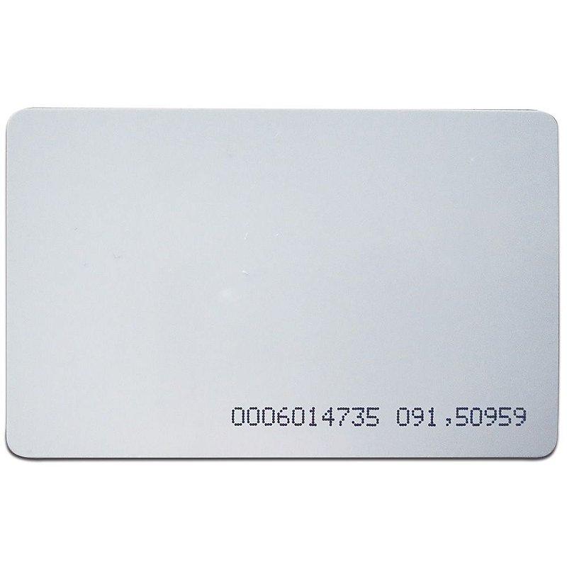 Cartão de Proximidade ISO RFID 125KHz