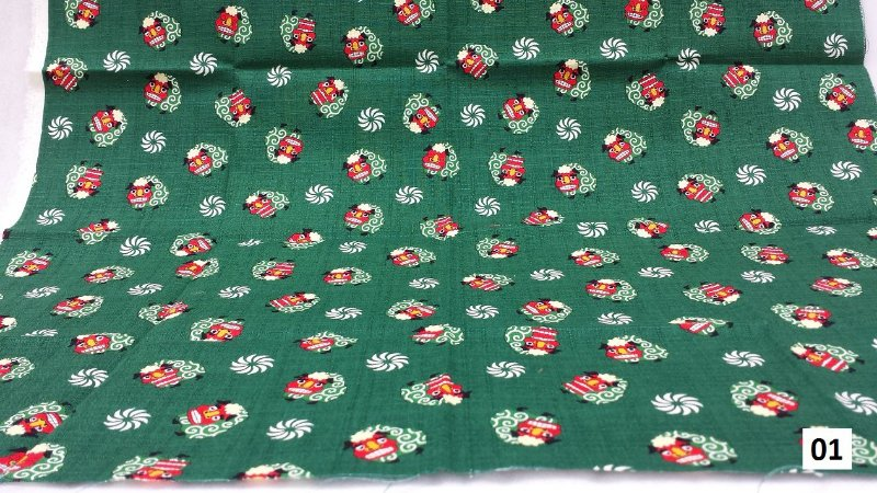 Japonese Little Legend. Tam: Fat Quarter. BCA052 (50x55cm)