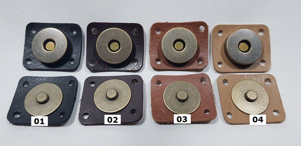 Botão Magnético para Trico, Crochet, Lã, etc