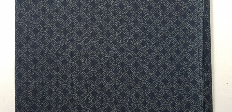 Traditional Blue. Tec.Tradicional Japonês. TI039 - 50 x 55cm