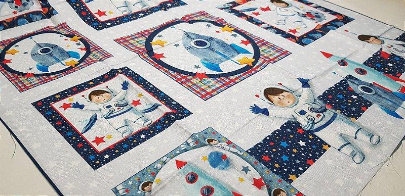 Astronauta. Tecido Digital. T032 - Painel