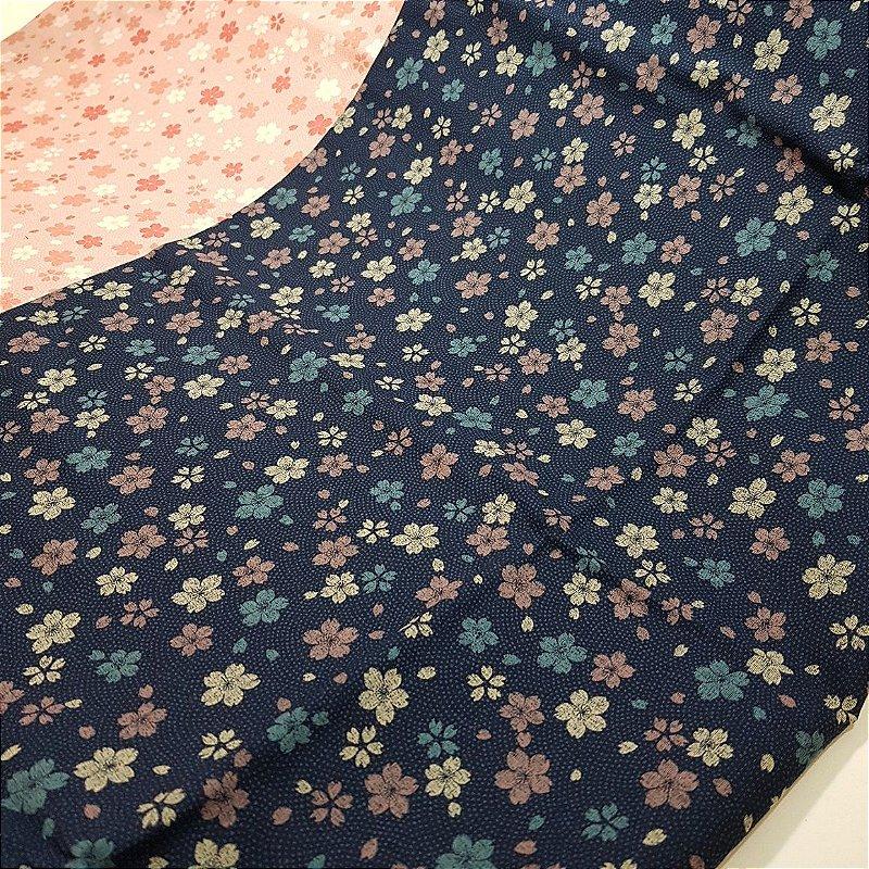 Little Sakura. Algodão Japonês. 3600056 (50x55cm)