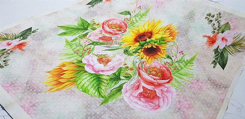 Tulipa. Painel Digital