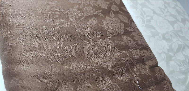 Discreet Flower. Algodão Japonês - 50x55cm