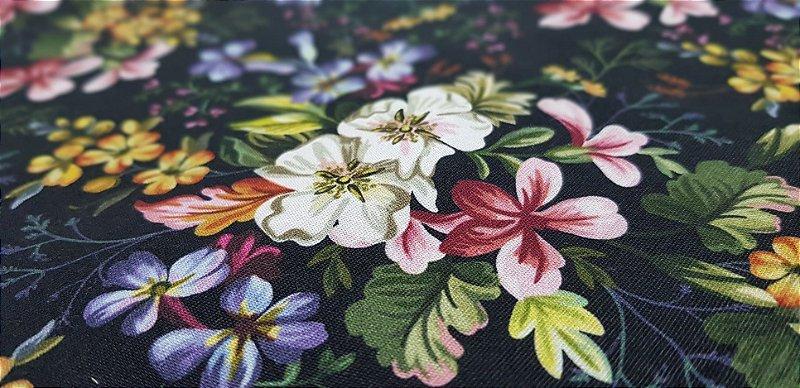 Floresta de Flores. Tec.Digital -50x140cm