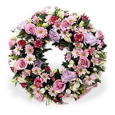 Coroa de Flores Brasilia Especial 4
