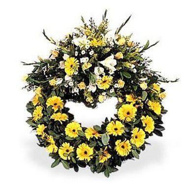 Coroa de Flores Brasília 23 | Entrega Grátis | Dizeres Grátis