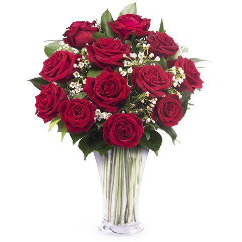 Buquê de Flores Brasilia 10 - Rosas Vermelhas