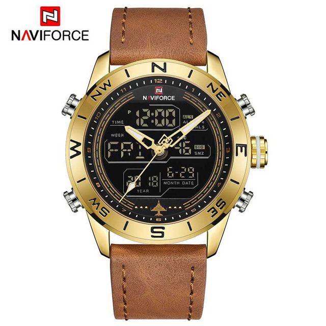 f4195b8acf7 Relógio Masculino Naviforce Digital e Analógico NF9144 - Rirafi ...