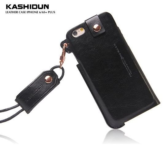KASHIDUN LEATHER CASE IPHONE 6/6S+ PLUS