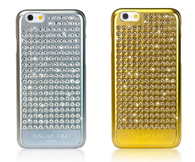 Extravaganza Capa para iPhone 6s 6 | Cristal Swarovski 210 pedras