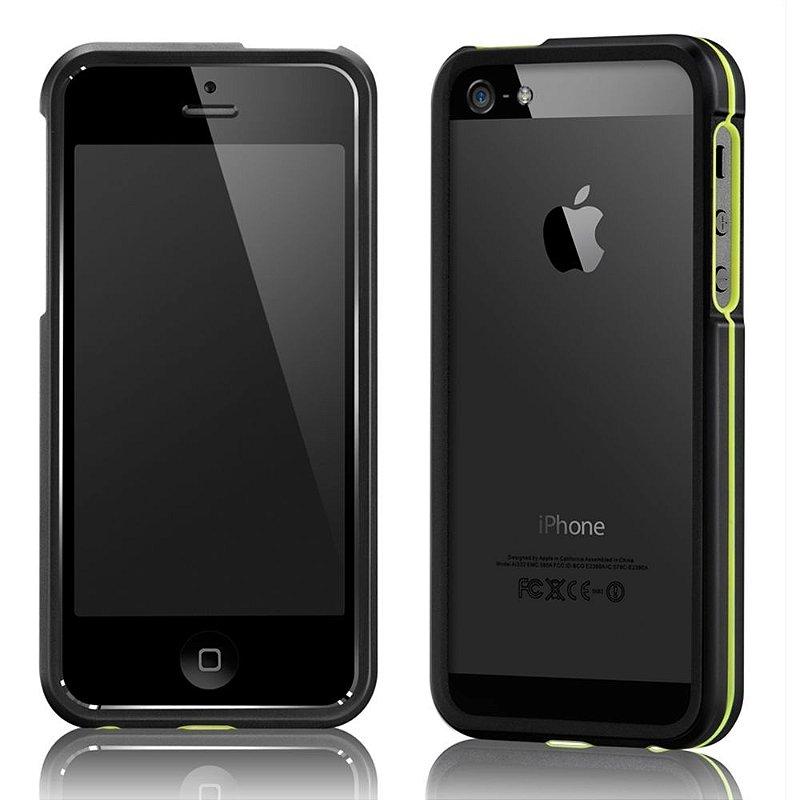 Armor Metal Ring | Bumper iPhone SE / 5S  + Película