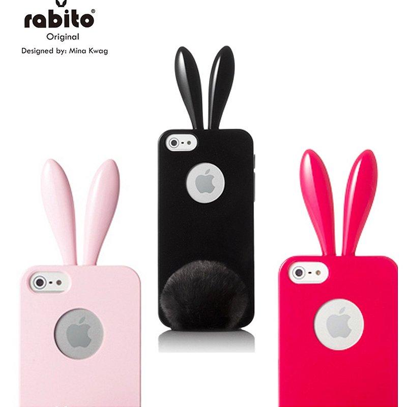 Rabito Bling Original - Capa para iPhone SE e iPhone 5S