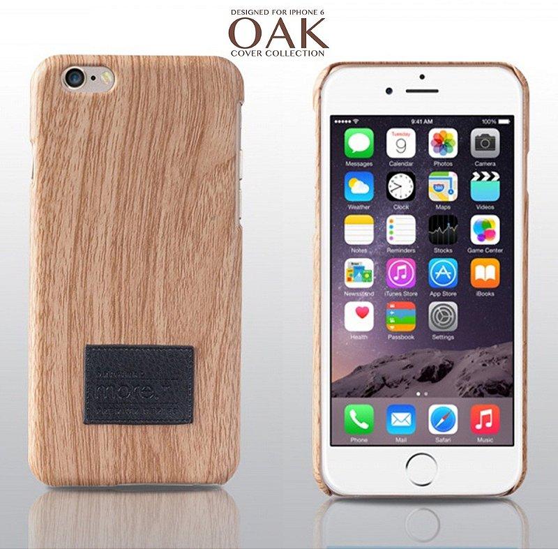 Capa iPhone 6s e iPhone 6 (tela 4,7) | Oak Cover Collection