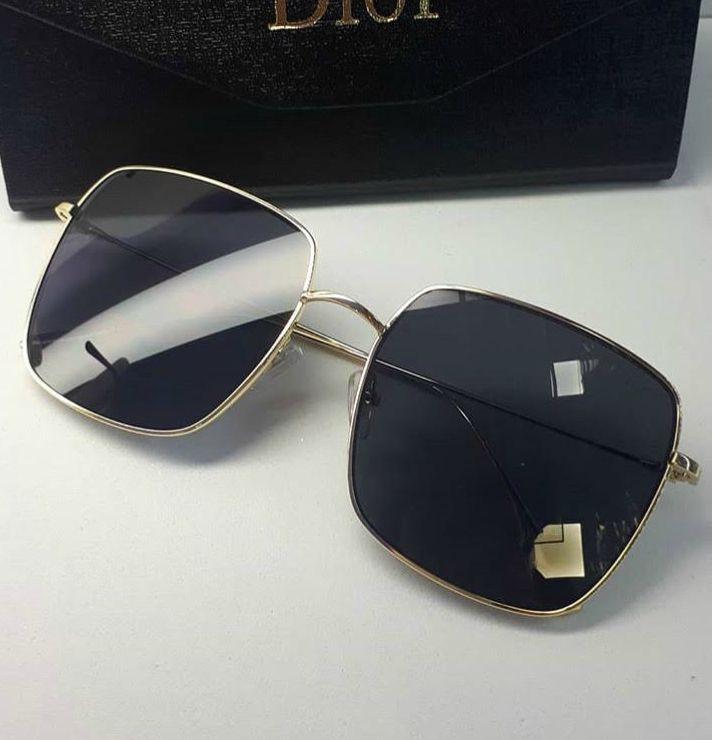 560be35637381 Dior Stellaire 1 LKSA9 Cinza Escuro - Óculos de Sol - Griffe dos ...