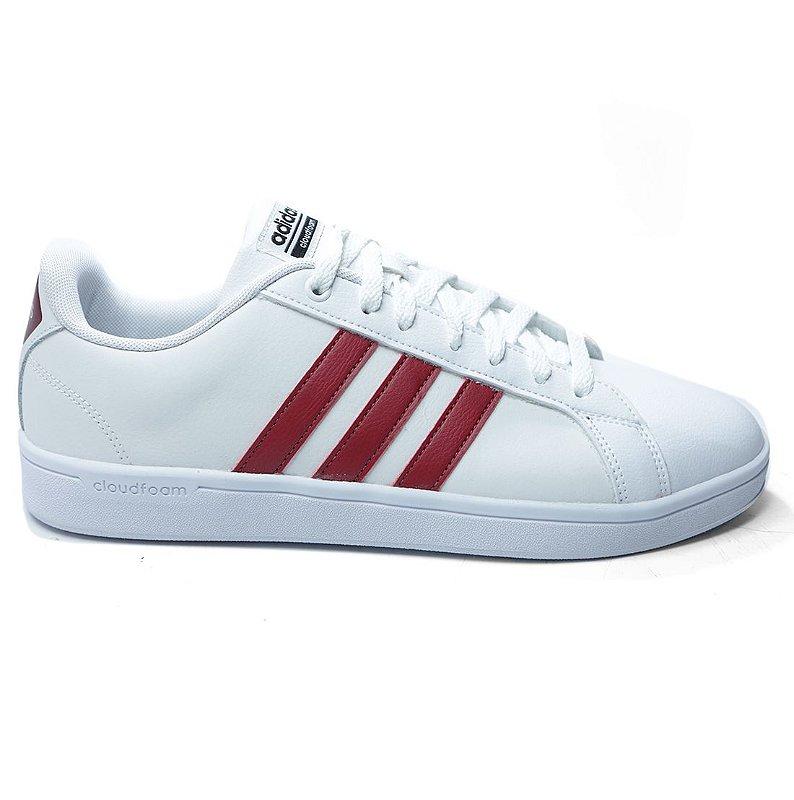 f701bc920c9a6 Tênis Adidas CF Advantage Masculino DA9636 - Calçados Femininos ...