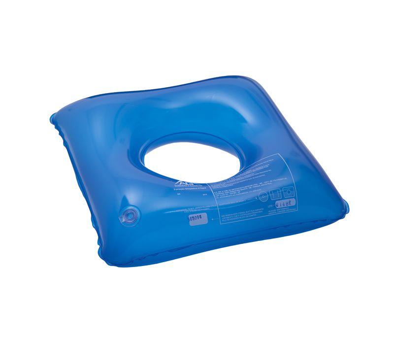 d2e8c50a8 Almofada / Assento Ortopédico De Água Quadrada Com Orifício da AG Plástico.  Código: AGP0010. Almofada / Assento Ortopédico De Água Quadrada ...