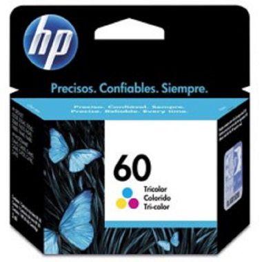 Cartucho HP 60 Colorido