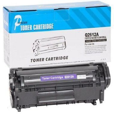 TONER HP UNIVERSAL COMPATIVEL Q2612A
