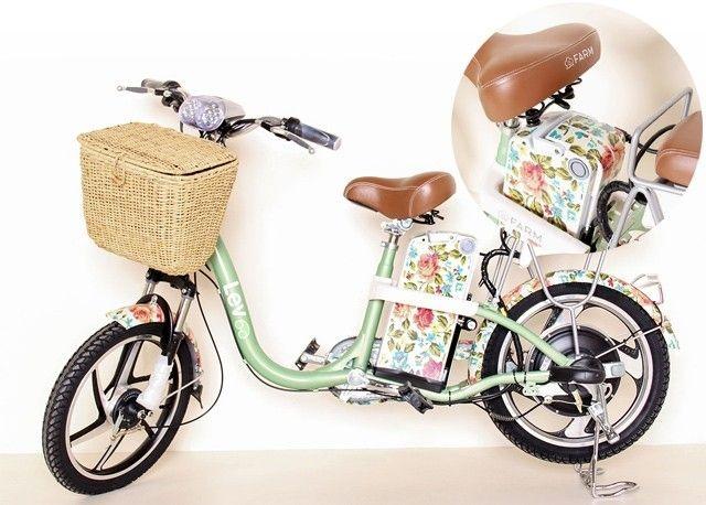 E-bike Lev + Farm