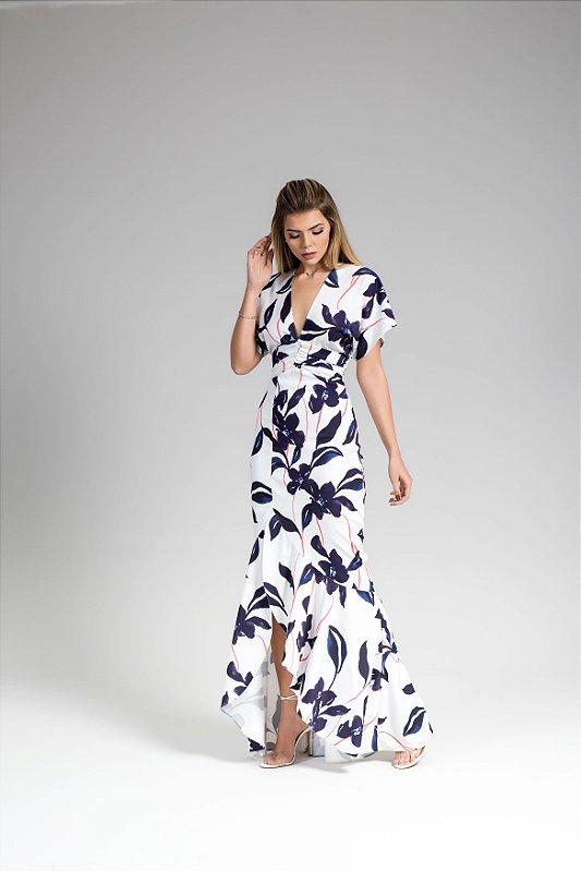 Vestido Floral Arethuza