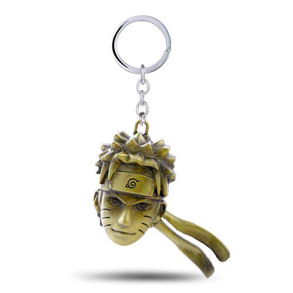 41bc150432891 Chaveiro Naruto Bronze - Mil Coisas Legais - O seu mundo Geek e Nerd ...
