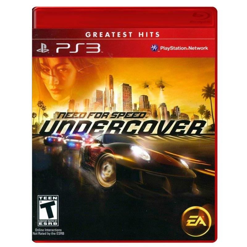 Resultado de imagem para Jogo Need For Speed Undercover - PS3